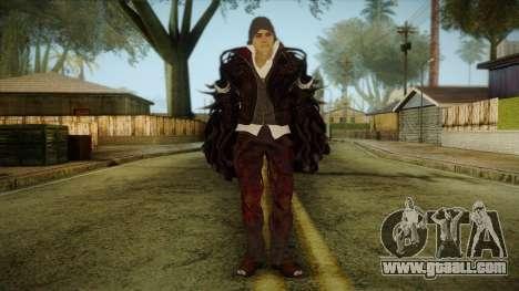 Alex Boss Hammerfist from Prototype 2 for GTA San Andreas