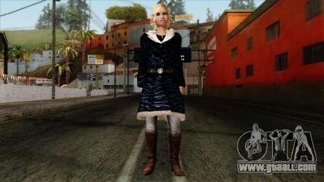 GTA 4 Skin 5 for GTA San Andreas