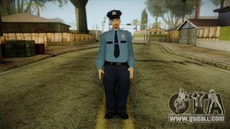 GTA 4 Emergency Ped 11 for GTA San Andreas