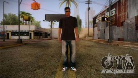 Gedimas Wmybar Skin HD for GTA San Andreas