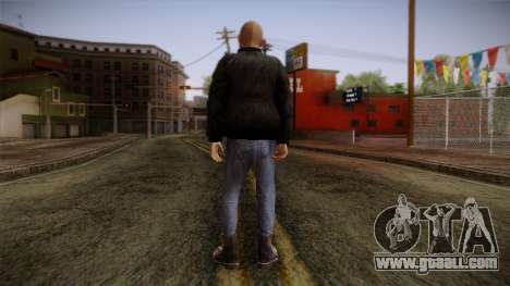 Gedimas Bjorn Skin HD for GTA San Andreas second screenshot