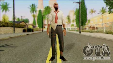 Left 4 Dead Survivor 2 for GTA San Andreas