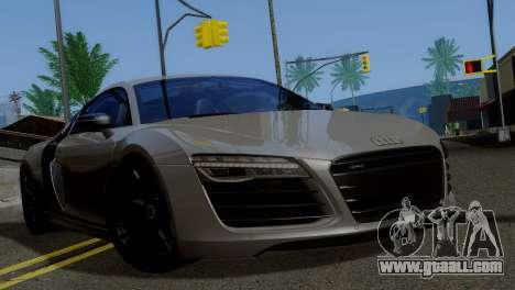 ENBSeries for weak PC v4 for GTA San Andreas sixth screenshot