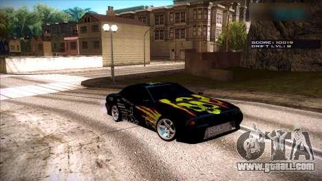 Vinyls for Elegy for GTA San Andreas third screenshot