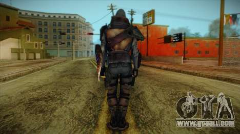 Blackwatch from Prototype 2 for GTA San Andreas second screenshot