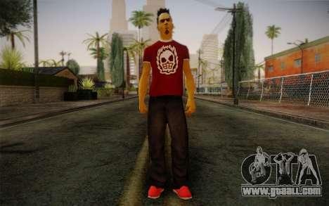 Ginos Ped 32 for GTA San Andreas