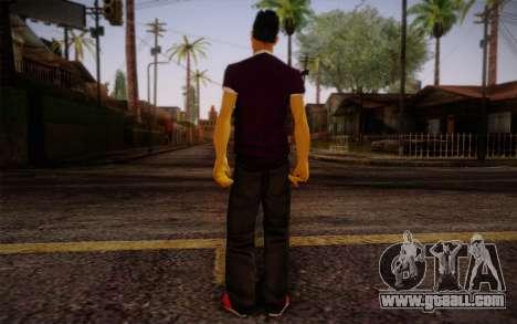 Ginos Ped 28 for GTA San Andreas second screenshot
