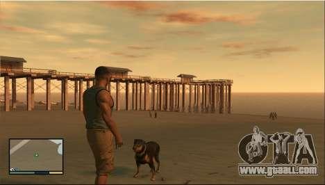 Chop GTA 4 v1.1 for GTA 4 second screenshot