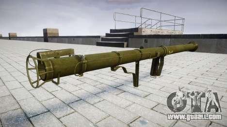 M9A1 Bazooka for GTA 4 second screenshot