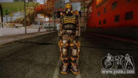 Freedom Exoskeleton for GTA San Andreas