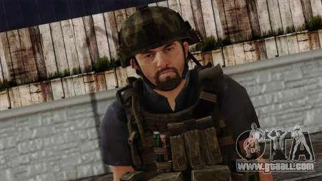 Modern Warfare 2 Skin 12 for GTA San Andreas third screenshot