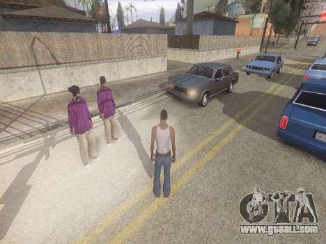 ENB_OG for weak PC for GTA San Andreas fifth screenshot