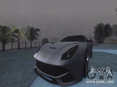 ENB_OG for weak PC for GTA San Andreas forth screenshot