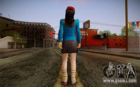 Ginos Ped 5 for GTA San Andreas second screenshot