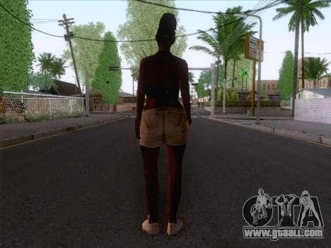 New Ballas Skin 3 for GTA San Andreas second screenshot