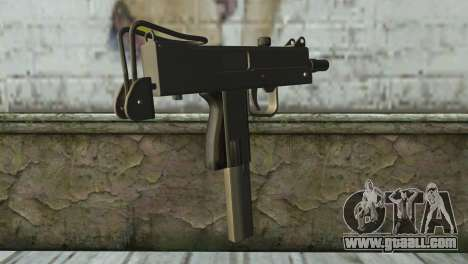 Mac-10 v1.1 for GTA San Andreas second screenshot