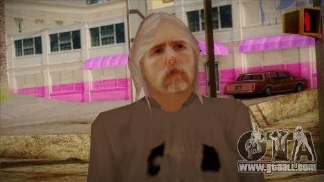 Varg Vikernes Skin for GTA San Andreas third screenshot