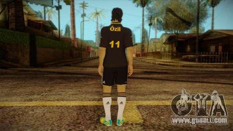 Footballer Skin 4 for GTA San Andreas second screenshot