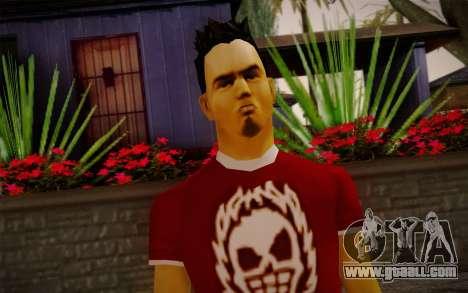 Ginos Ped 32 for GTA San Andreas third screenshot