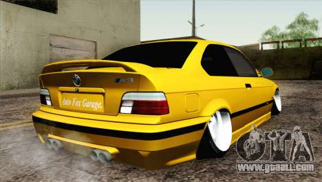 BMW M3 E36 Camber Style for GTA San Andreas left view