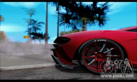 Corsar PayDay 2 ENB for GTA San Andreas second screenshot