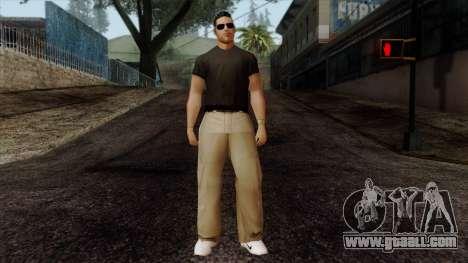 LCN Skin 2 for GTA San Andreas