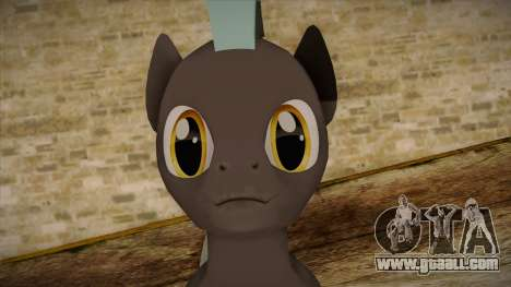 Thunderlane from My Little Pony for GTA San Andreas third screenshot