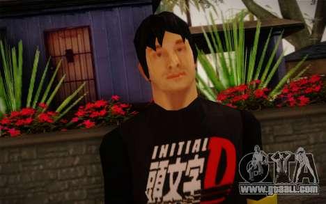 Ginos Ped 12 for GTA San Andreas third screenshot