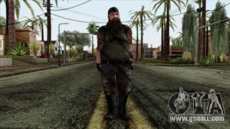 GTA 4 Skin 11 for GTA San Andreas