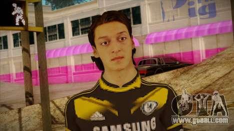 Footballer Skin 4 for GTA San Andreas third screenshot