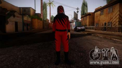 Kane Masked from  Smackdown Vs Raw for GTA San Andreas