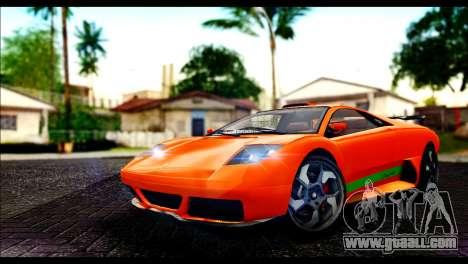 GTA 5 Pegassi Infernus [HQLM] for GTA San Andreas