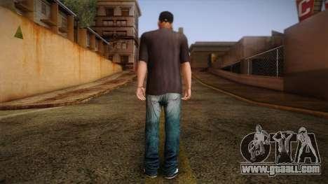 Gedimas Wmybar Skin HD for GTA San Andreas second screenshot