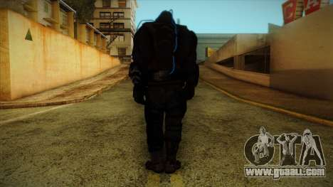 Super Soldier from Prototype 2 for GTA San Andreas second screenshot