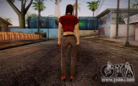 Ginos Ped 27 for GTA San Andreas second screenshot