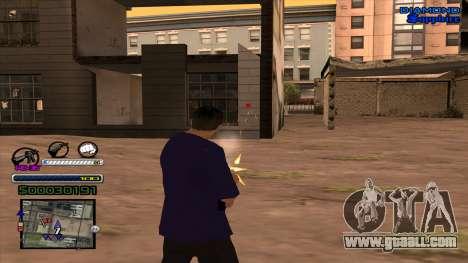 C-HUD Universal for GTA San Andreas third screenshot