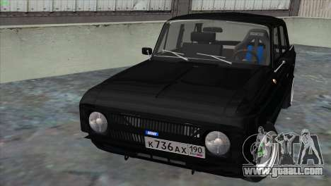 IZH 412 korchevoi for GTA San Andreas