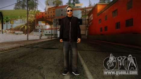 Gedimas Jeffm Skin HD for GTA San Andreas