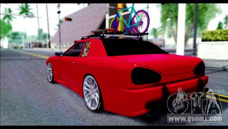 Elegy Slammed for GTA San Andreas