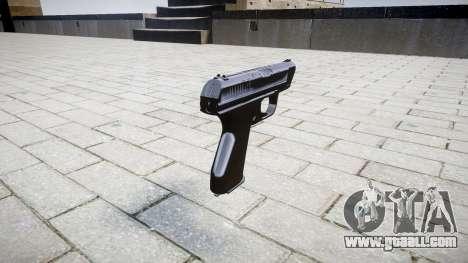 Pistol Heckler & Koch VP70 for GTA 4 second screenshot