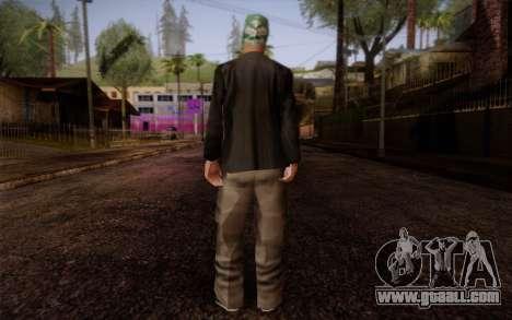 New Lsv Skin 2 for GTA San Andreas second screenshot