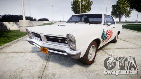 Pontiac GTO 1965 united for GTA 4