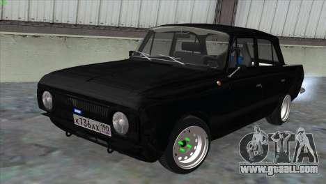 IZH 412 korchevoi for GTA San Andreas