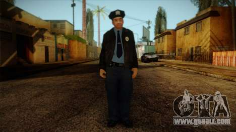 GTA 4 Emergency Ped 7 for GTA San Andreas