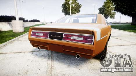 Declasse Tampa 1976 v2.0 for GTA 4 back left view