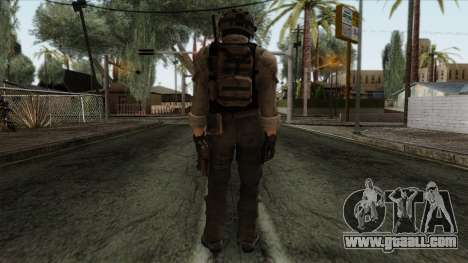Modern Warfare 2 Skin 15 for GTA San Andreas second screenshot