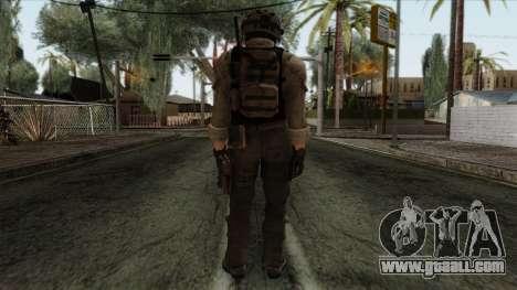 Modern Warfare 2 Skin 15 for GTA San Andreas second screenshot