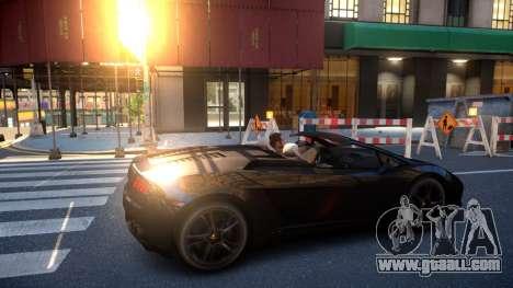 CryENB V3 for GTA 4 second screenshot