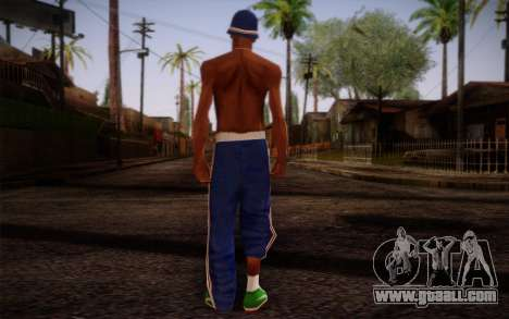 New Lsv Skin 1 for GTA San Andreas second screenshot