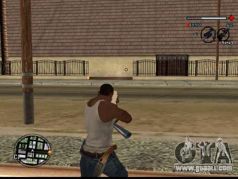 C-HUD Good for GTA San Andreas third screenshot